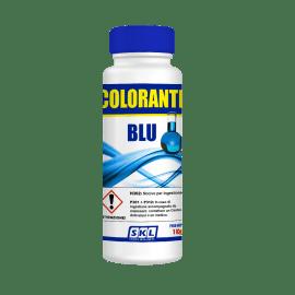 Foto Colorante Blu